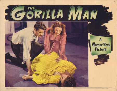 The Gorilla Man 1943 a