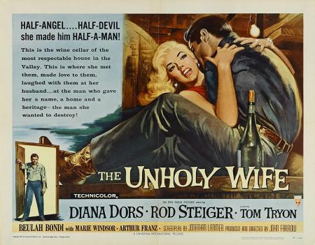 The Unholy Wife 1957 e