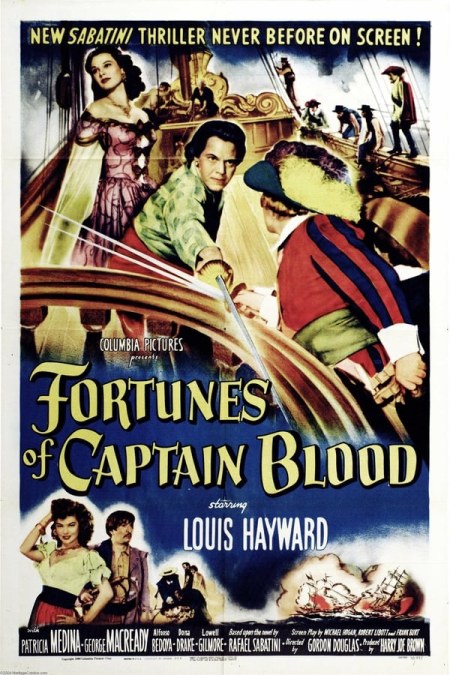 Fortunes Of Captain Blood 1950