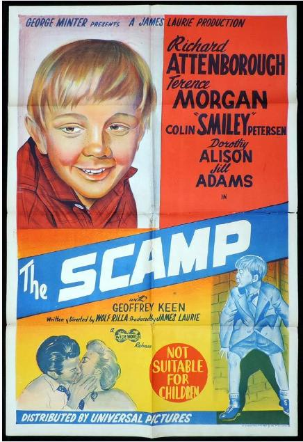 The scamp 1957