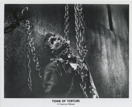 Tomb Of Torture 1963 d