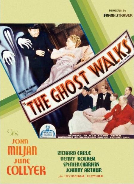 The Ghost Walks 1934 c-001