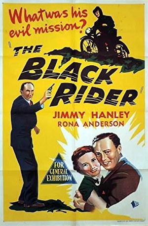The black rider 1954 a-001