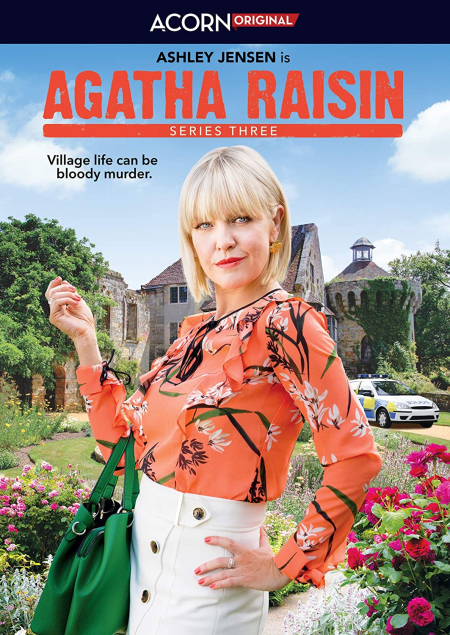 Agatha Raisin Series 3