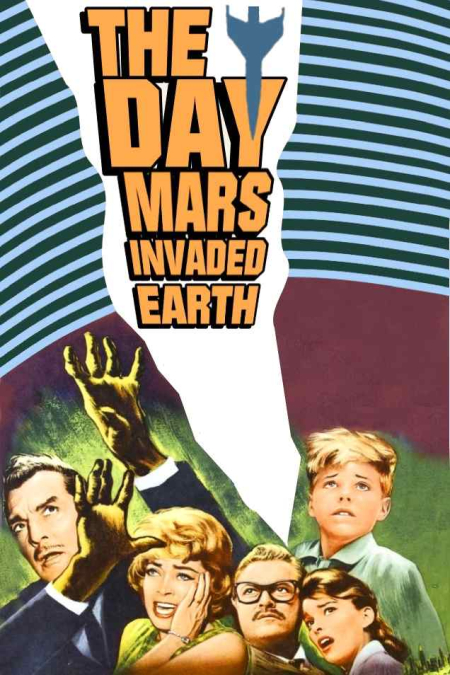 The Day Mars Invaded Earth 1962