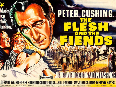 The Flesh And The Fiends 1960 b