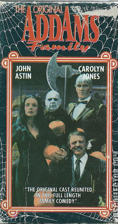 Halloween With The New Addams Family 1977 vhs