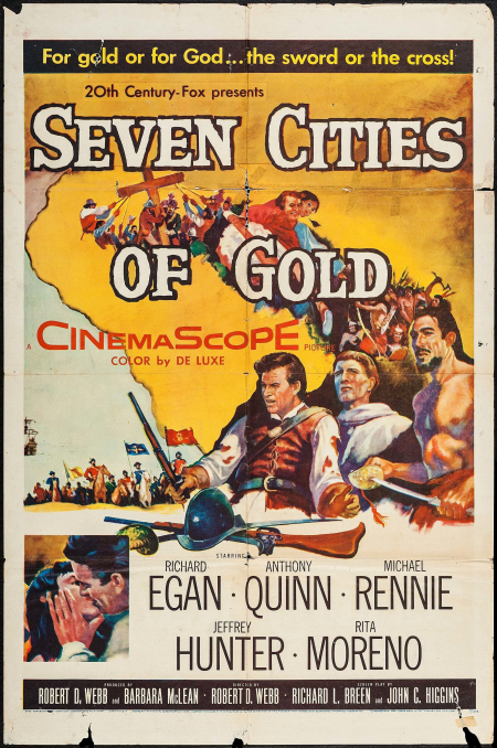 Seven Cities Of Gold 1955