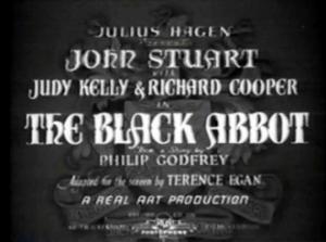 The Black Abbott 1934