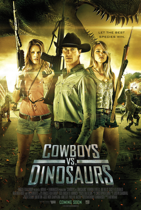 Cowboys Vs Dinosaurs 2015