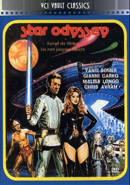 Star Odyssey 1979