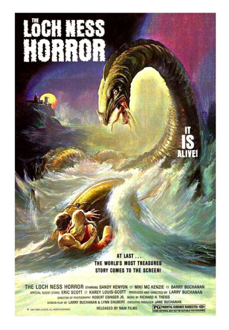 The Loch Ness Horror 1982 a