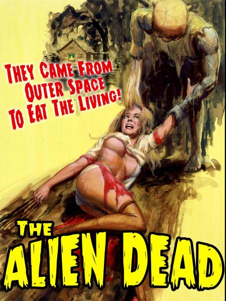 The alien dead 1980