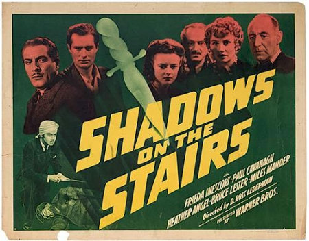 Shadows On The Stairs 1941
