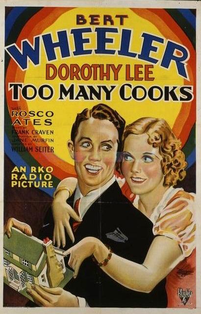 Too Many Cooks 1931 a