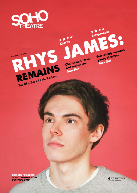 Rhys James Remains 2016