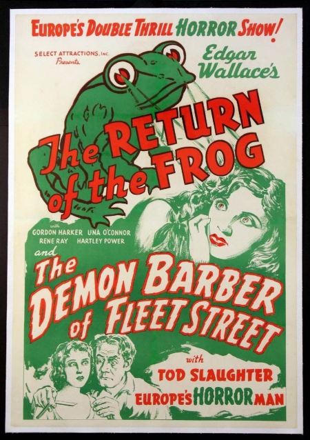 Return Of The Frog 1938