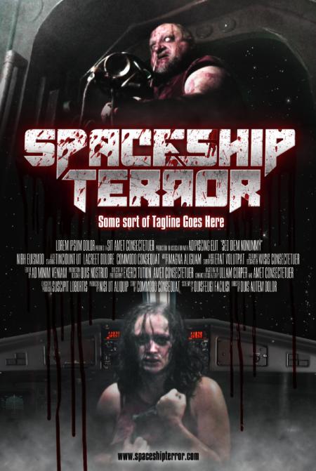 Spaceship Terror 2018