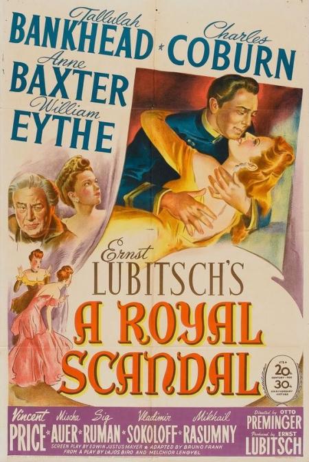 A Royal Scandal 1945