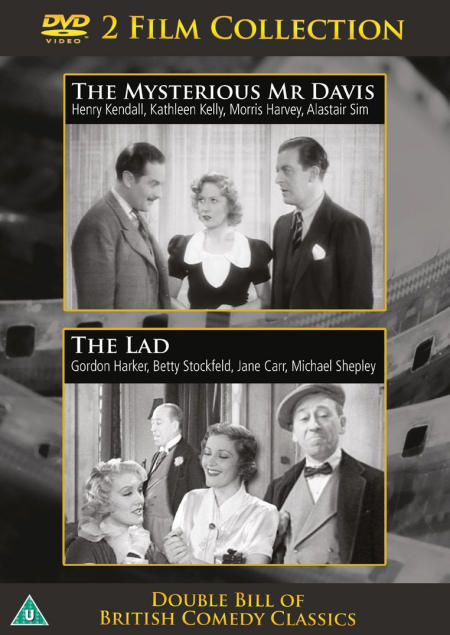 The Mysterious Mr Davis 1939- the lad 1936