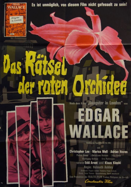 Secret Of The Red Orchid 1962 a