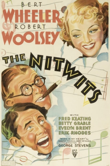 The Nitwits 1935 a