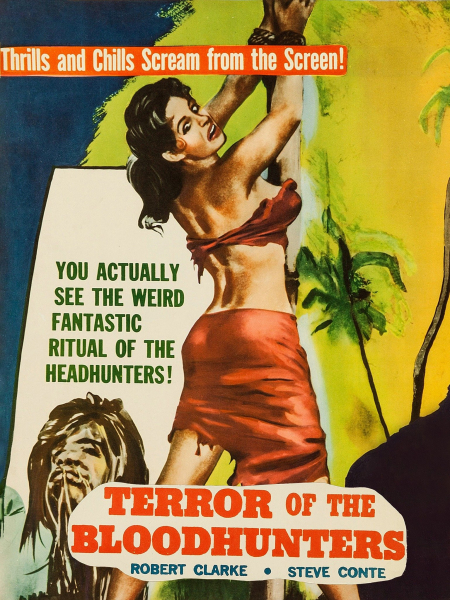 Terror Of The Blood Hunters 1962 a