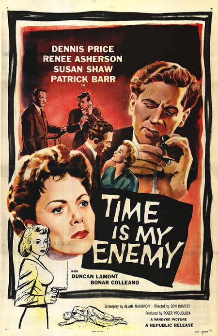 Time Is My Enemy 1954