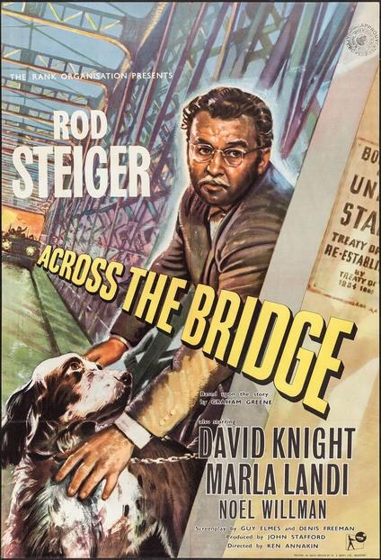 Across The Bridge 1957 a