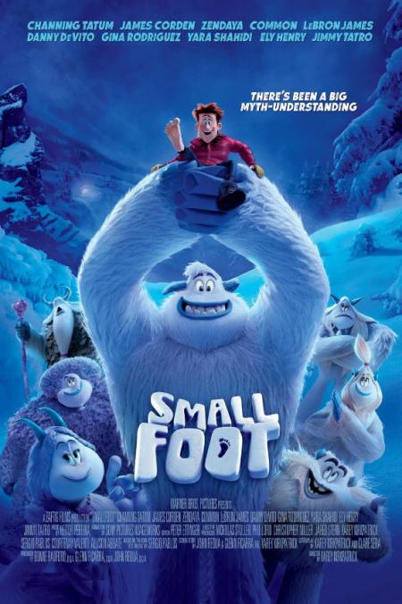 Small foot 2018