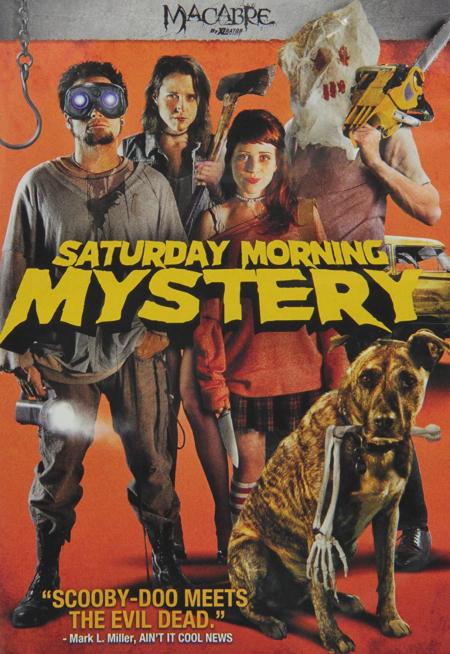 Saturday Morning Mystery 2012
