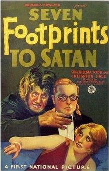Seven Footprints To Satan 1929 novel