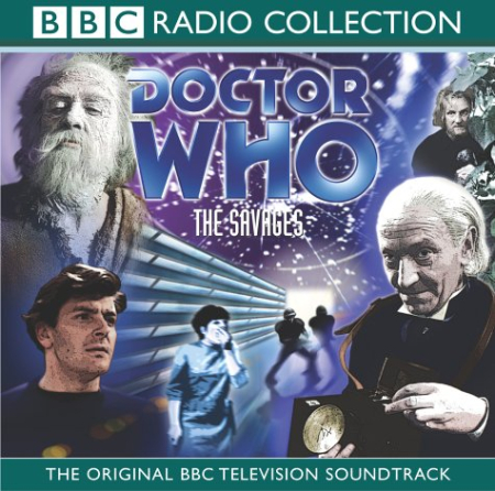 Doctor who 0026 the savages BBC Audio