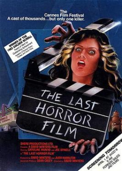 The Last Horror Film 1982 a