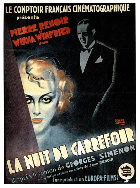 La Nuit De Carrefour 1932 b