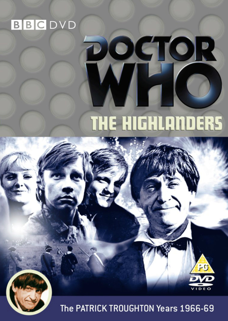 Doctor Who 031 The Highlanders Fake DVD