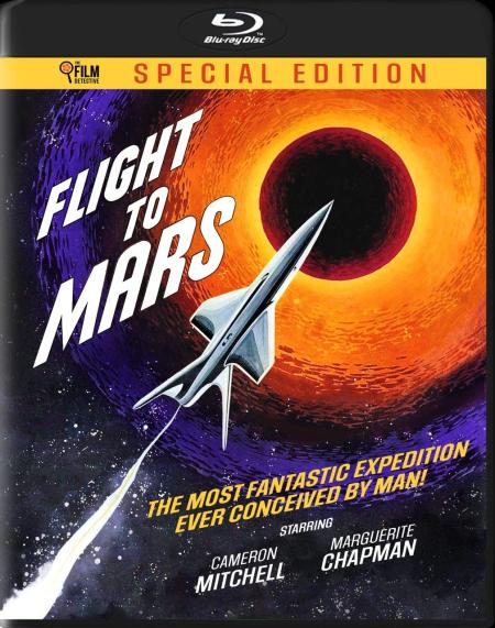 Flight To Mars 1951