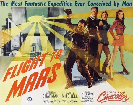 Flight To Mars 1951 b