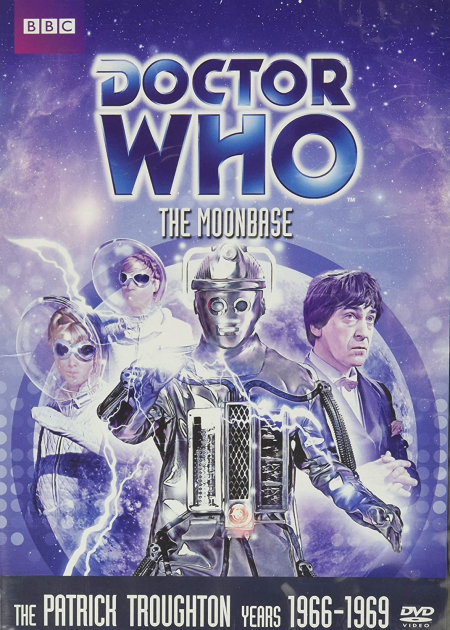 Doctor Who 0033 The Moonbase US DVD