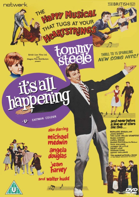 It's All Happening 1963