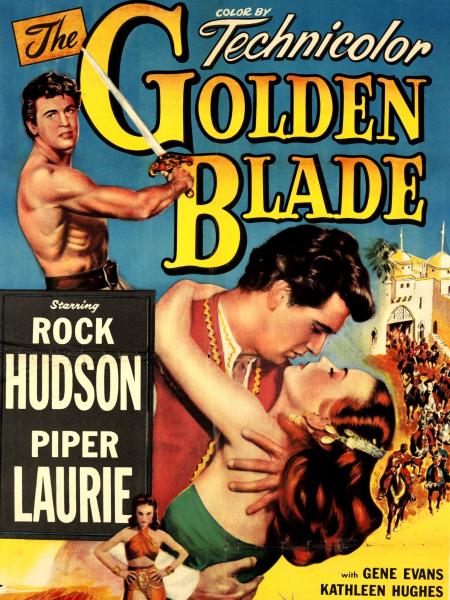 The Golden Blade 1953