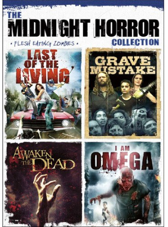 The Midnight Horror Collection - Flesh Eating Zombies