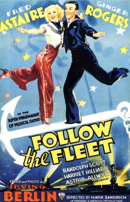 Follow The Fleet 1936