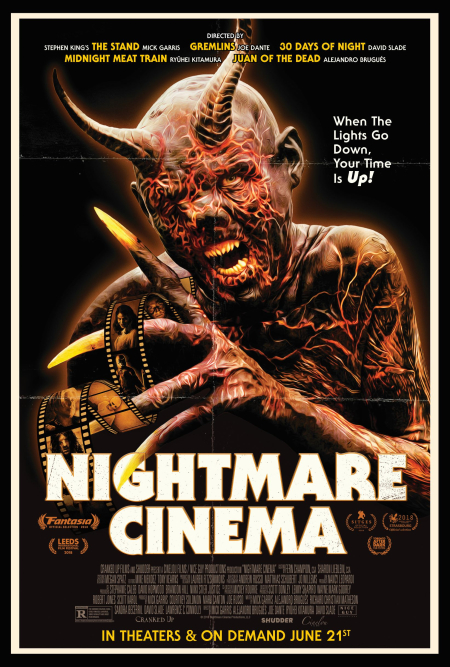 Nightmare Cinema 2018