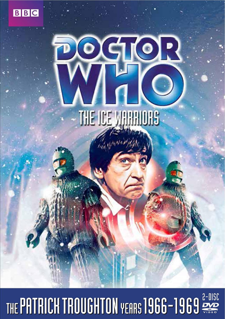 Doctor Who 0039 The Ice Warriors US DVD