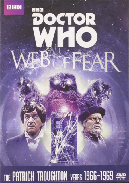 Doctor Who 0041 The Web Of Fear US DVD