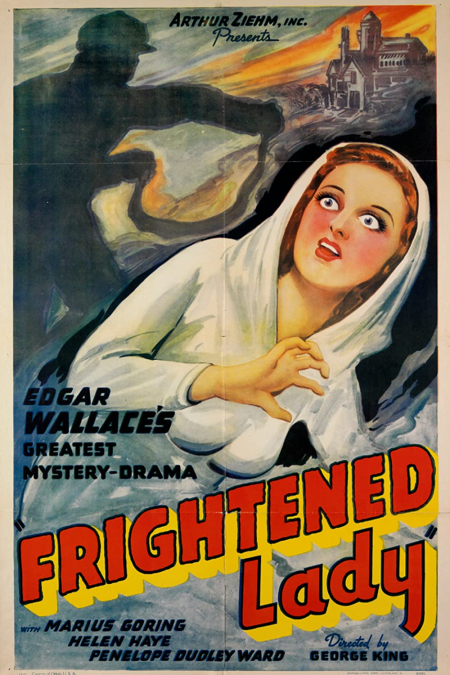 The Frightened Lady 1940