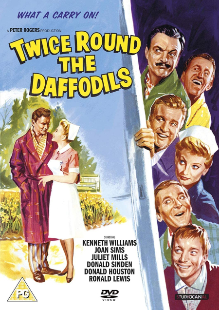 Twice Around The Daffodils 1962 b