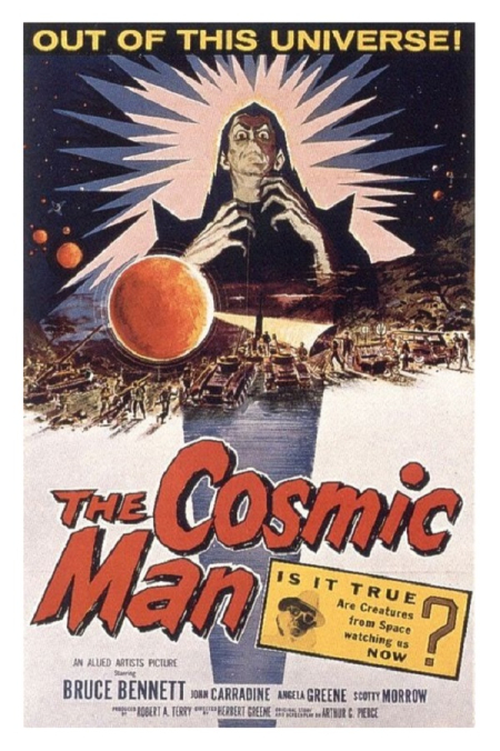 The Cosmic Man 1959 a
