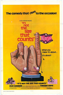 It's Not the Size That Counts 1974 b